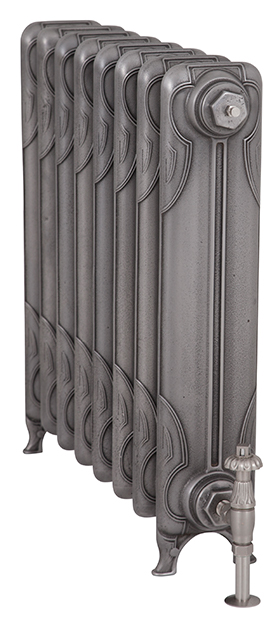 Liberty 645mm Tall Cast Iron Radiator