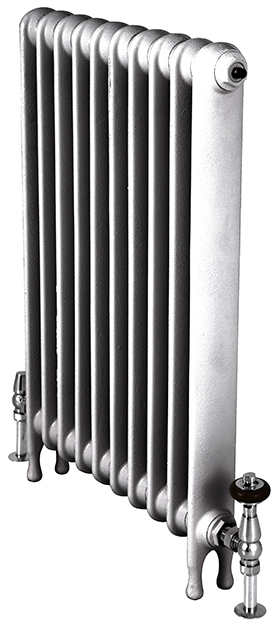 Narrow Eton 765mm Tall Cast Iron Radiator