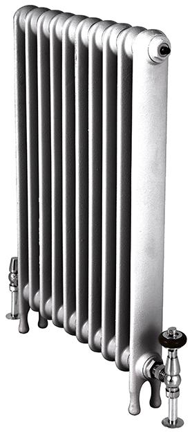 Narrow Eton 765mm Tall Cast Iron Radiator