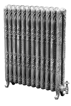 Orleans 980mm Tall Cast Iron Radiator