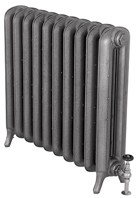 Peerless 550mm Tall Cast Iron Radiator
