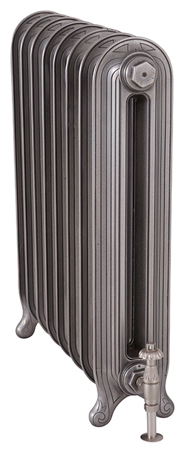 Tuscany 765mm Tall Cast Iron Radiator