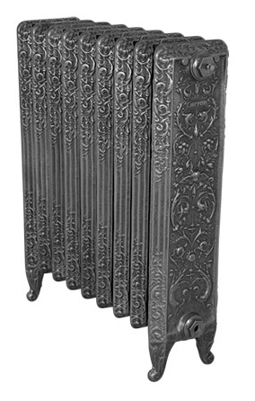 Veneto 840mm Tall Cast Iron Radiator