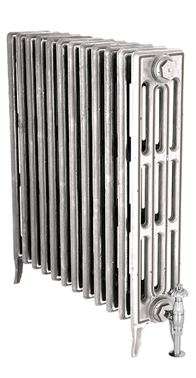Victorian 460mm Tall Cast Iron Radiator