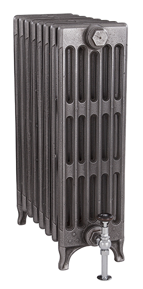 Victorian 365mm Tall Cast Iron Radiator