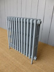 Cast iron victorian 4 column radiators for old school properties are sold at UKAA