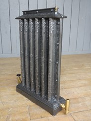 Coalbrookdale Cast Iron Radiators - We Deliver Worldwide