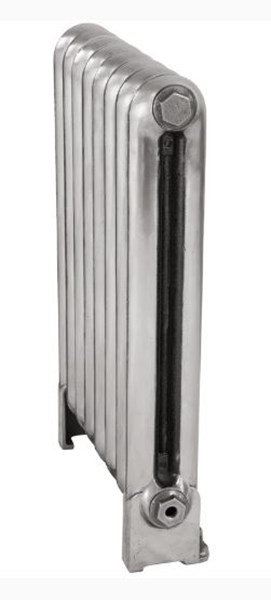 Cromwell 780mm Tall Carron Cast Iron Radiator 8 Sections Long