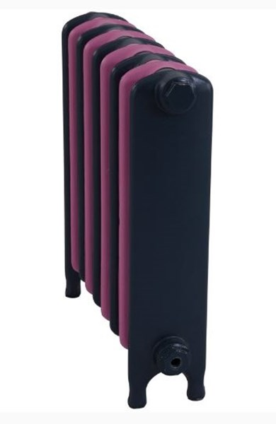 Eton 620mm Tall Cast Iron Radiator
