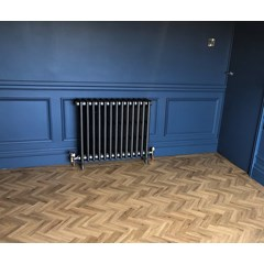 Foundry Grey Finish Carron Radiators