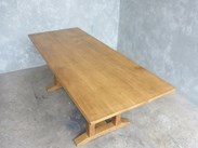 Genuine Antique Solid Oak Dining Tables