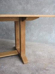 Genuine Antique Solid Oak Refectory Tables