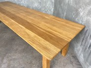 Genuine Oak Dining Tables
