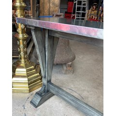 Gothic Style Zinc Table