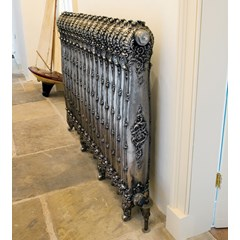 Hand Burnished Carron Antoinette Radiator