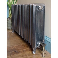 Hand Burnished Finish Churchill Radiators