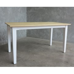 Handmade Wooden Table With Detachable Legs