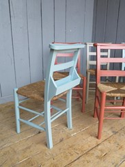 Image 4 - Mixture of Farrow & Ball Solid Finish Painted Chairs