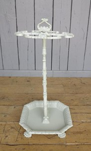Image 4 - Victorian Cast Iron Umbrella / Stick Stand