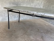 Industrial Style Zinc Tables For Sale Online