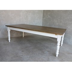 Jacobean Plank Top Table