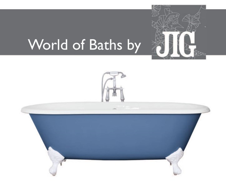 Jig Baths Available to Buy at UKAA