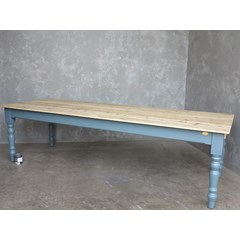 Large Scrub Top Kitchen Table