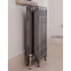 Liberty Style Radiator - Satin Polished