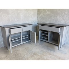 Made To Measure Zinc Top Sideboards