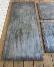 Made To Measure Zinc Worktops and Work Surfaces