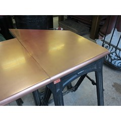 Matt Copper Bar Tops