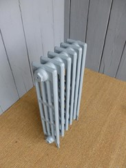 Modern designer cast iron radiators