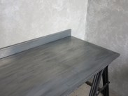 Natural Zinc Bespoke Made Kitchen Work Tops & Splashbacks
