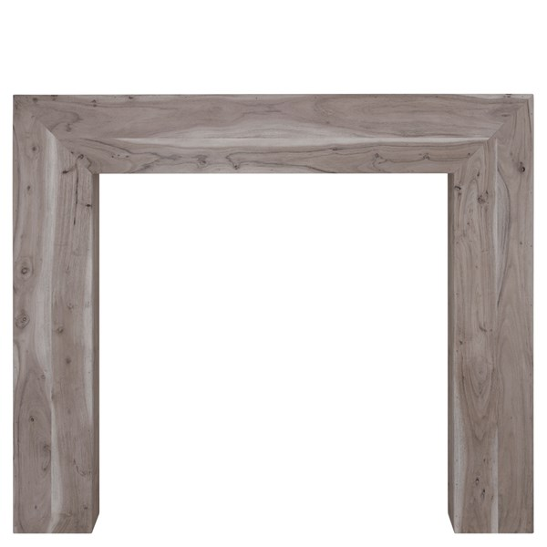 Nevada Weathered Acacia Wooden Fire Surround