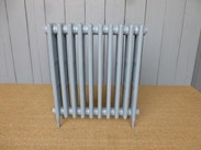 New cast iron rads