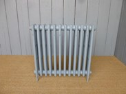 New cast iron victorian 4 column and chunky rads to buy at UKAA