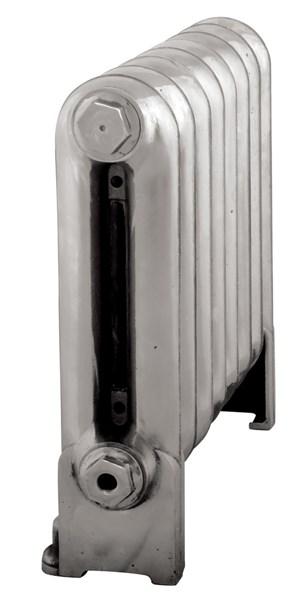 New Cromwell 485mm Tall Cast Iron Radiator 8 Sections Long