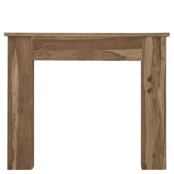 New England Stone Sheesham Wooden Fire Surround