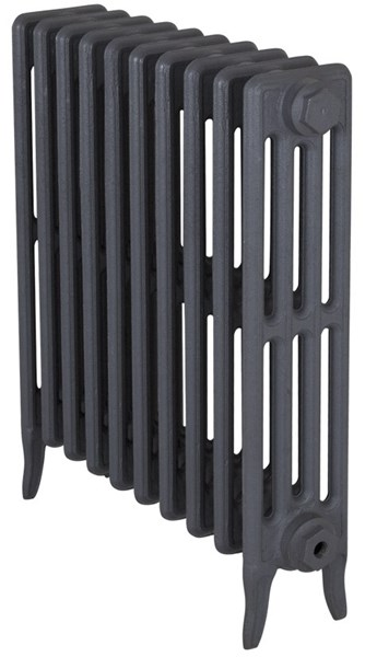 New Victorian 4 Column Cast Iron Radiator 10 Sections