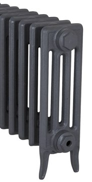 New Victorian 4 Column Cast Iron Radiators