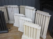 Old Cast Iron column Radiators