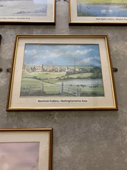 Old Colliery Paintings For Sale Online