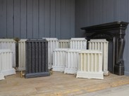 Old Column Victorian Radiators