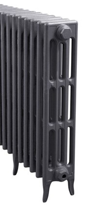 Old School Style Cast Iron Radiators For Sale at UKAA