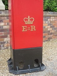 Original ER II Square Pillar Boxes
