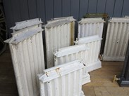 Painted Cast Iron Radiators