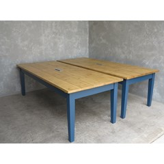 Pair Of Handmade Meetign Room Tables