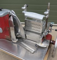 Parnalls Butchers Bacon or Meat Slicer For Sale