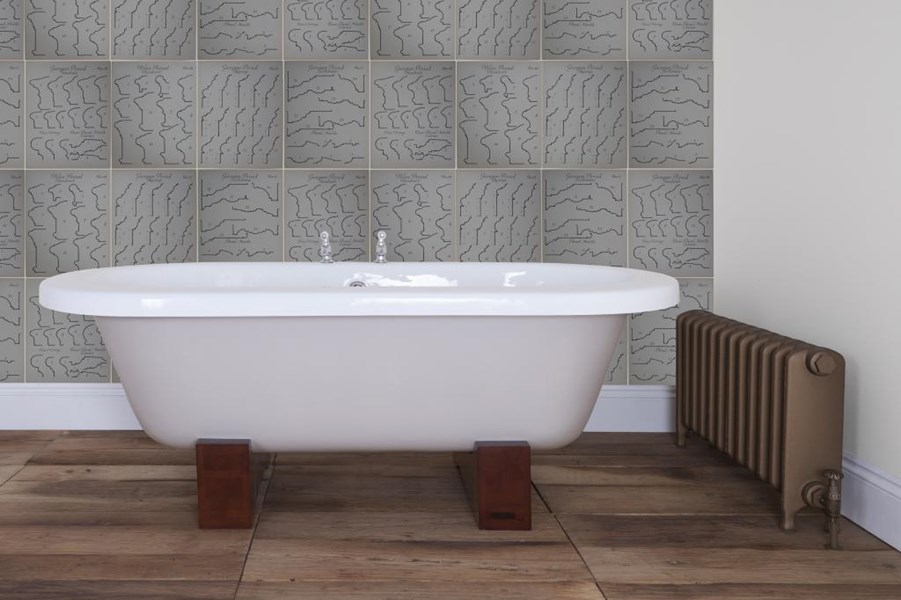 Primary Image - Cranford Double Ended Cast Iron Bath