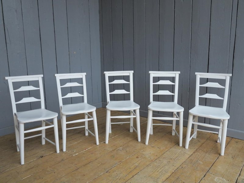 Primary Image - Solid Finish Painted Chairs